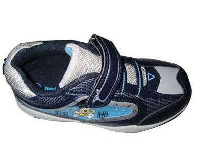 宏艺→ 时尚运动鞋→童男鞋A667(blue)