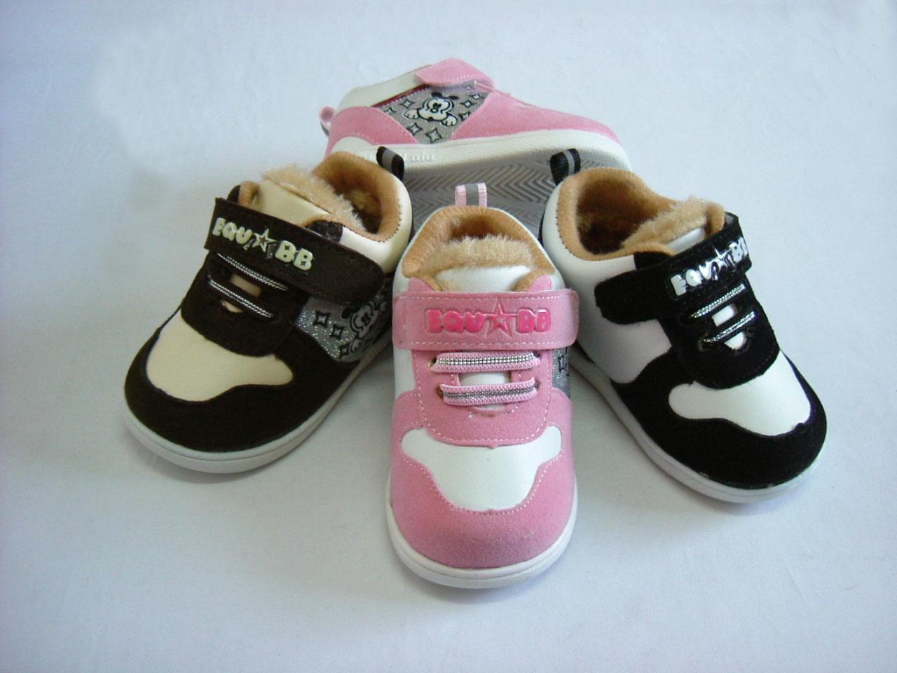 学步棉运动鞋