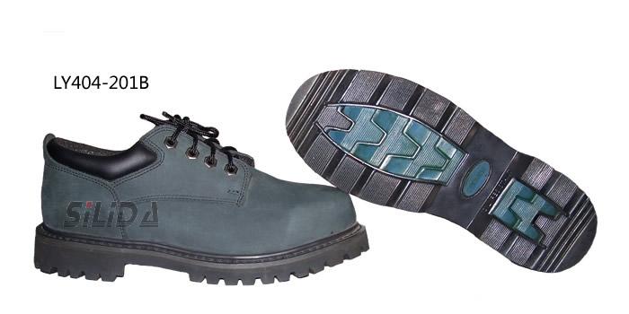 牛皮耐油耐磨耐高温劳保鞋