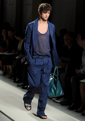 外国时尚男模特 素材