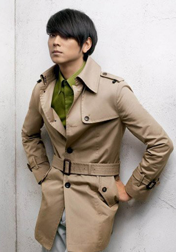 韩国有名的男模特