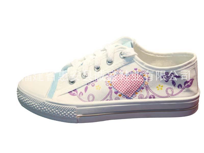 诚盛→女帆布鞋 CS-132
