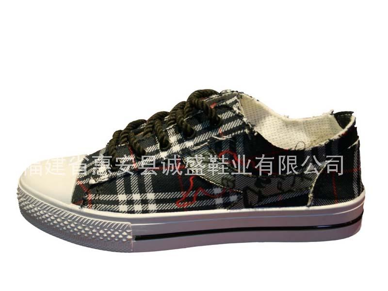 诚盛→女帆布鞋CS-193-2