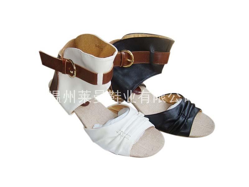莱曼→时尚凉鞋 9901