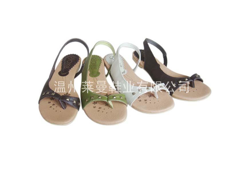 莱曼→时尚凉鞋 9527