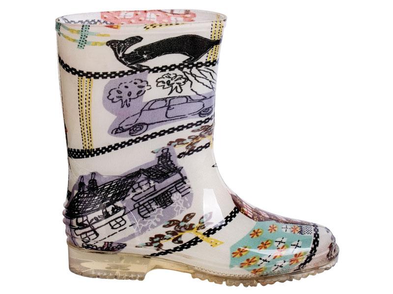 飞鹭→儿童高筒靴FMTT-47