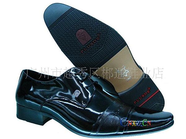 批发供应尖头系带绅士正装皮鞋
