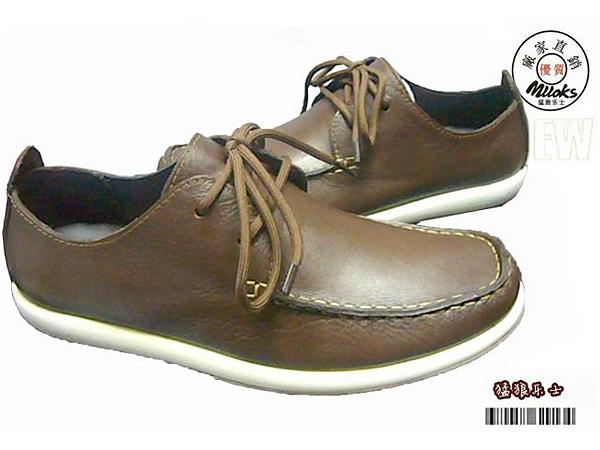 冲冠特价mlloks正品男式单鞋皮鞋/真皮牛皮男士休闲鞋男鞋8912-5