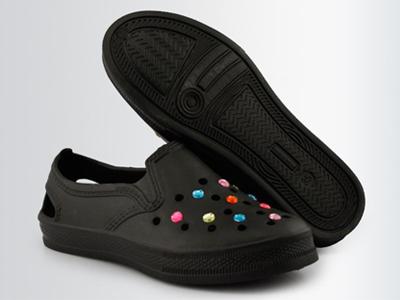 heren洞洞鞋2011新款上市!