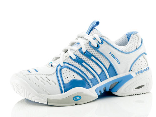 HEAD(海德)网球鞋02新款上市!