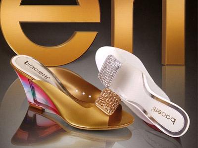 葆尔力时尚女鞋新款上市