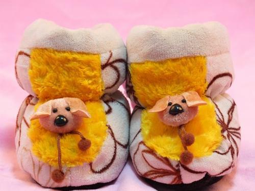 爱婴童舒适婴儿鞋01新款上市