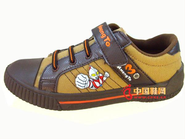 盟盟兔时尚童布鞋005新款上市