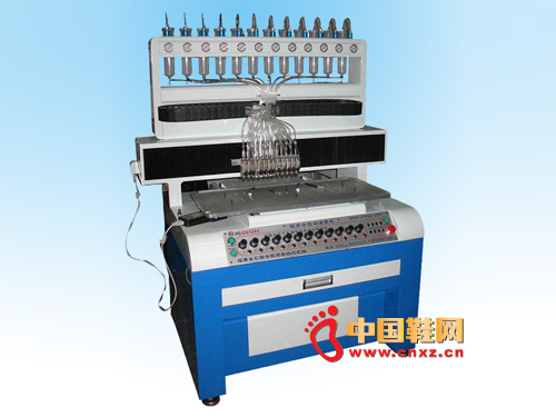 恒顺HS-DS1288 全自动滴塑机新品上市