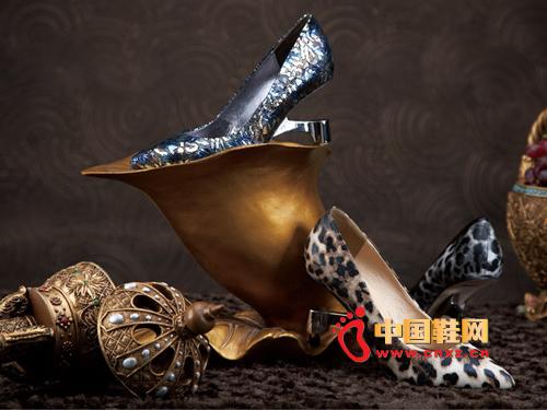 欧莱时尚女鞋001新款上市