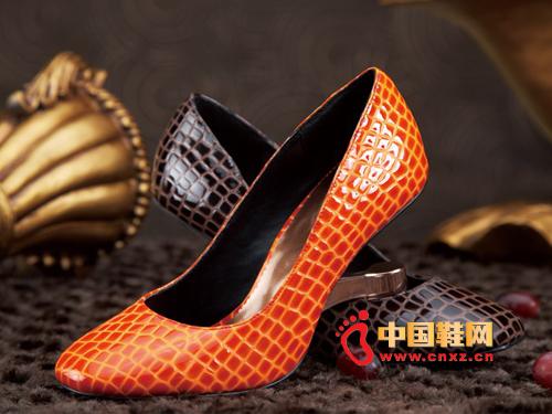 欧莱时尚女鞋002新款上市
