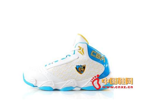 CBA时尚运动休闲鞋001新款上市