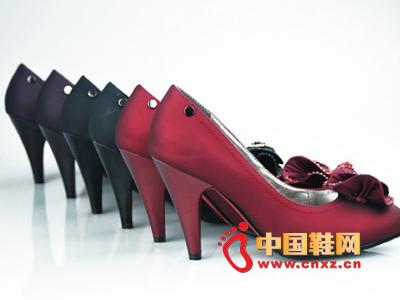 金熊猫2012时尚女士单鞋JXM A37-9新款上市