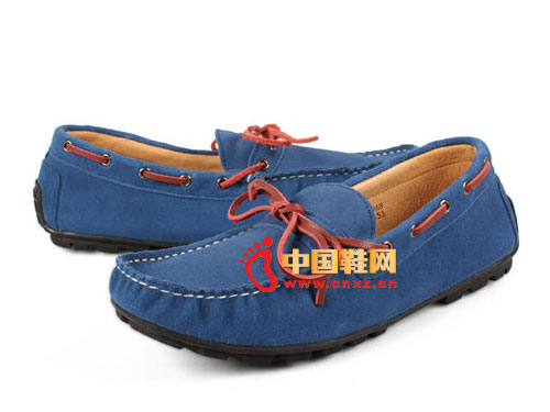 westlink西遇W0121968牛京皮 2012春款英伦时尚懒人套脚男休闲鞋