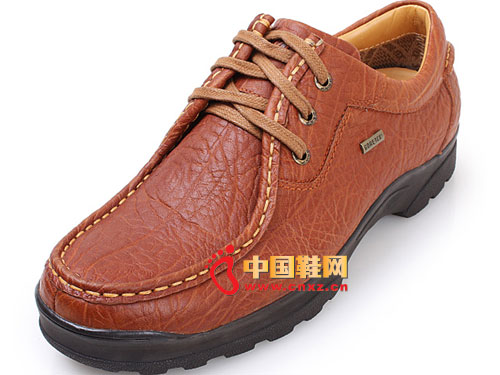 SKAP2012秋冬新品颈纹牛皮gore-tex防水男鞋20210831