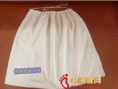 伟盈精致鞋套包装2012新品米白色简约系列 0305
