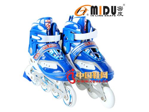 密度四轮常码儿童冰鞋905