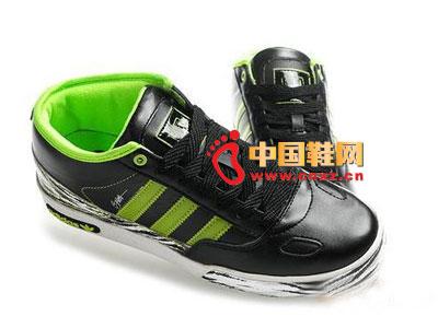 中邦板鞋带的系法图解