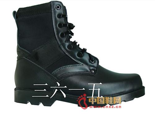 军用鞋07 作战靴_36153615