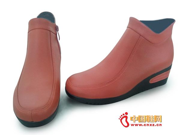 """""""易发易""""女士时尚休闲皮鞋013-c323新款上市"""