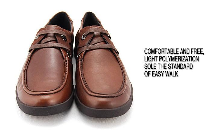 男鞋商务休闲皮鞋哪种好