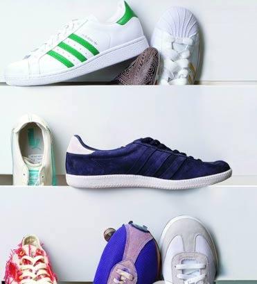 盘点六大经典品牌运动鞋