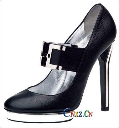 细高跟鞋 女人性感的筹码