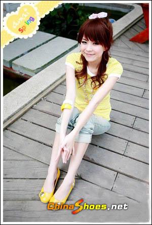 黄色鞋子搭配小贴士