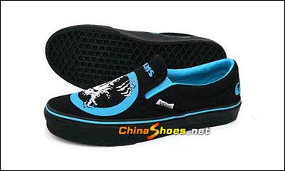 万斯(vans) 朋克系板鞋