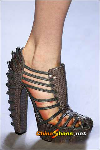 2008秋冬季鞋款流行时尚前瞻