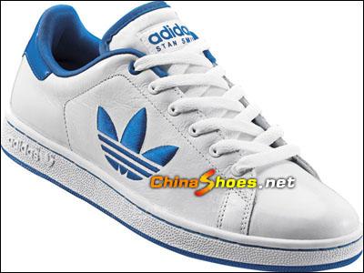 Adidas三叶草09新款
