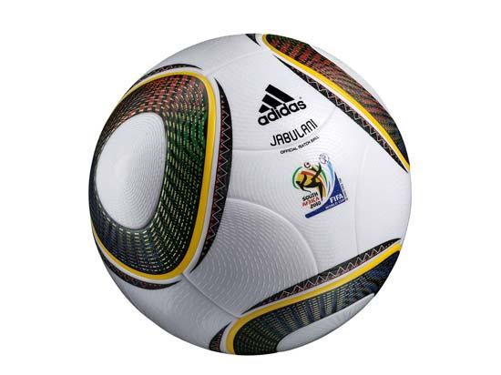 阿迪达斯发布2010年世界杯官方用球_鞋业资讯