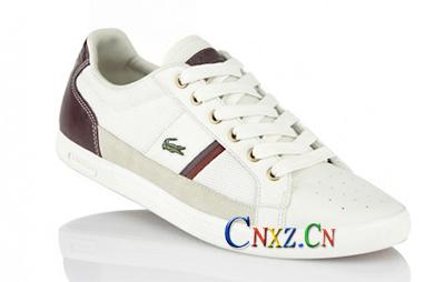 lacoste再次推出复古网球鞋