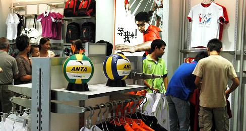 中国运动鞋品牌或遭大洗牌