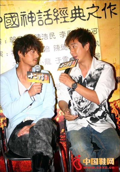 程力栋在《十二生肖传奇》中继续采用全明星阵容,主演包括陈浩民图片