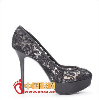 zara woman 圣诞限量高跟鞋