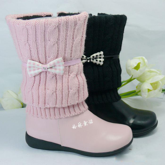 女大童靴子