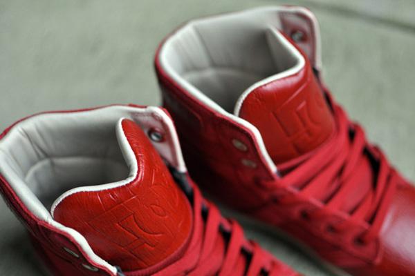 dc高帮鞋带的系法图解