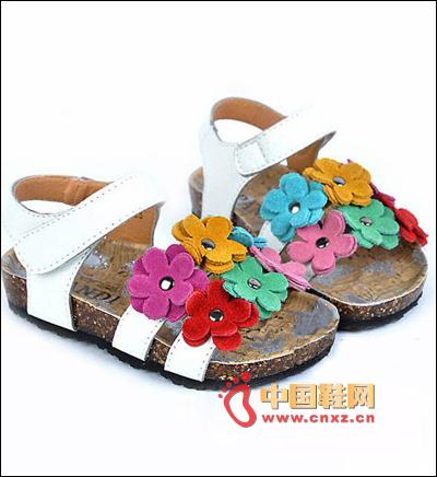 夏日女童凉鞋大集合