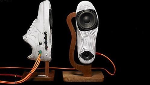 经典滑板鞋改装吸睛音箱