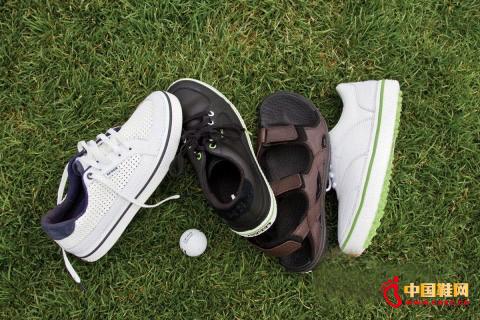 高尔夫球鞋系列