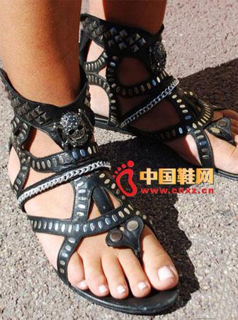 罗马棉是什么料子图片_什么是罗马鞋