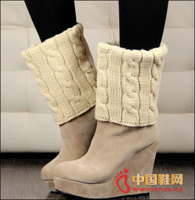 2011年女靴流行趋势