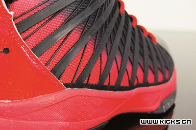 乔丹翅膀篮球鞋实战评测展翅飞翔