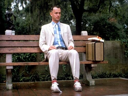 阿甘鞋与裤子搭配图